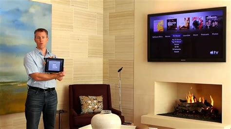 home automation demonstration using crestron
