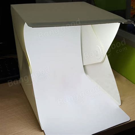 light in the box order tracking portable 240x230x226mm photography studio softbox folding