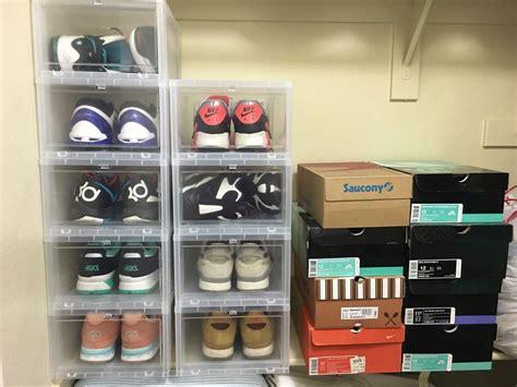 new way to organize the sneaker closet sneakerheads amino
