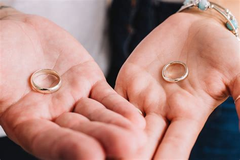 make your own wedding rings with the quarterworkshop