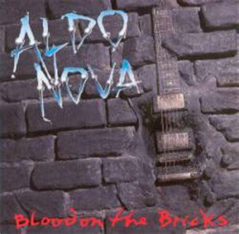 aldo e parole album aldo blood on the bricks album spirit of metal