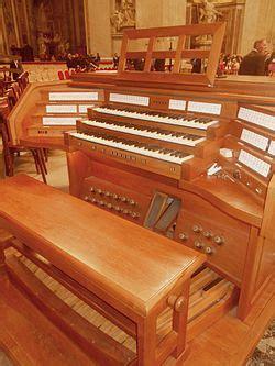 mascioni mobili organi della basilica di san pietro in vaticano