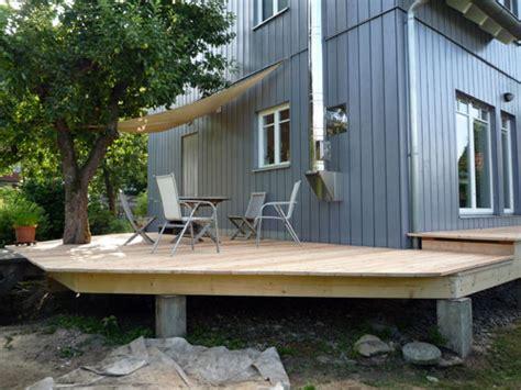 Terrasse Genehmigungspflichtig by Holz Terrasse Nicht Uberdacht Bvrao
