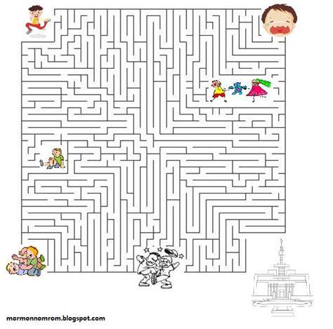 printable lds mazes 570 best labirintus images on pinterest maze free