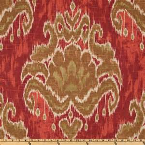 Discount Curtains Draperies Home Accents Marreskesh Ikat Slub Indian Summer Discount