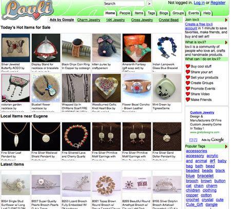 Handmade Selling Websites - website review buying selling handmade