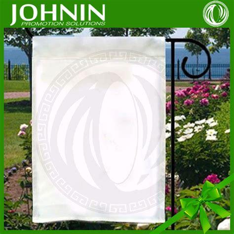 Garden Syari Best Quality top quality customized logo size 30 45cm blank garden flag