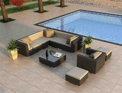 Modern Wicker Patio Furniture Decor Ideasdecor Ideas Wicker Modern Outdoor Furniture