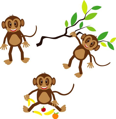 clipart monkeys monkeys cliparts cliparts and others inspiration