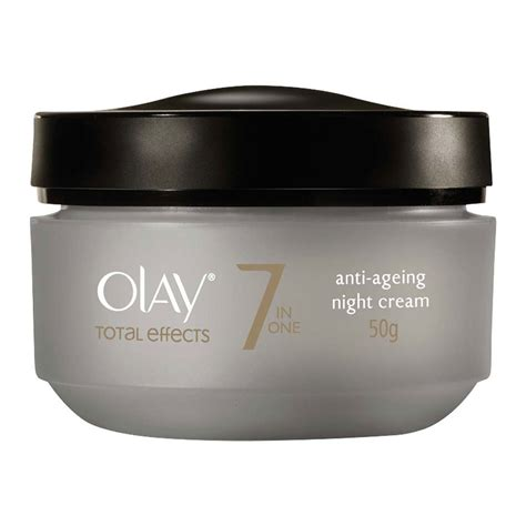 Pembersih Olay Total Effect olay total effects 7 in one anti ageing 50gr