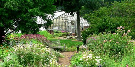 Botanical Gardens In Ct Bartlett Arboretum And Gardens