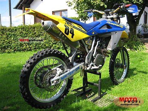 Husqvarna Te 250 2006 Specs And Photos