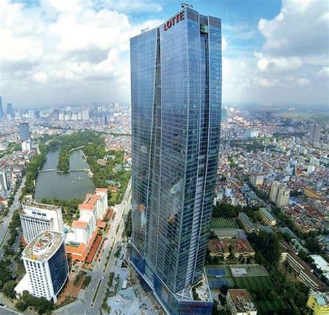 design center hanoi lotte center hanoi the skyscraper center
