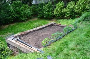 the smith nest backyard vegetable garden