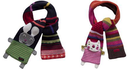 designer baby unique scarves from catimini