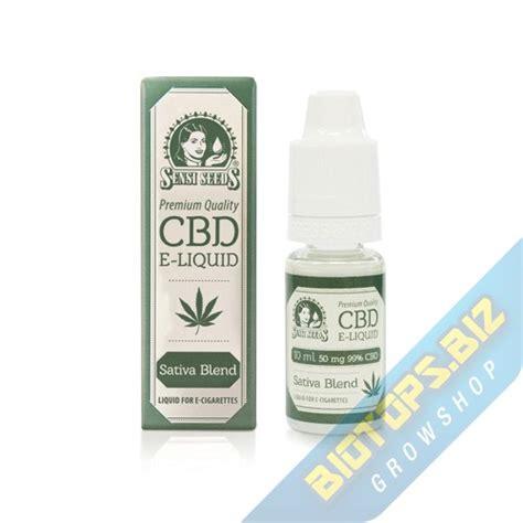 Diskon Eliquid E Liquid Paradise Nirvana e liquide sensi seeds au cbd 50 mg 10 ml chez biotops