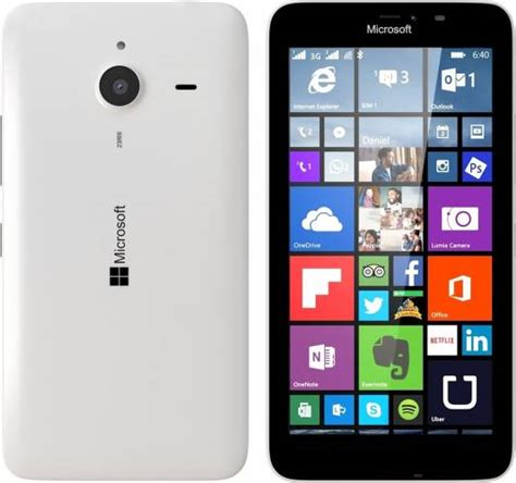 Nokia Lumia Windows 8 1 nokia lumia 640 xl 4g white windows 8 1 smart phone att
