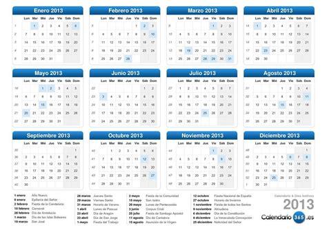 Calendario Laboral 2005 Festivos Comunidad De Madrid 2017 Definanzas
