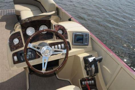 are larson pontoon boats good larson launches escape pontoon line pontoon deck boat
