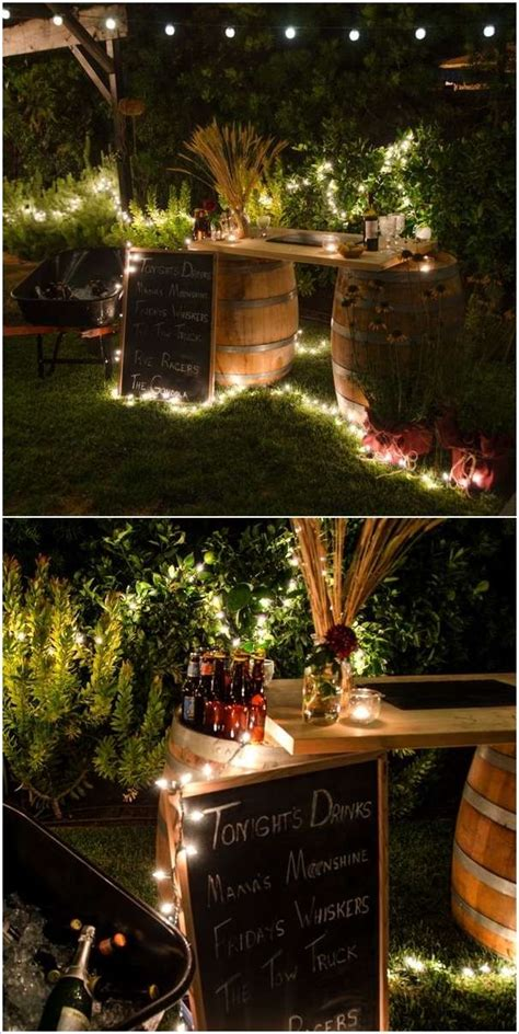 Backyard Lounge Ideas 5 Amazing Diy Outdoor Bar Ideas For Your Backyard