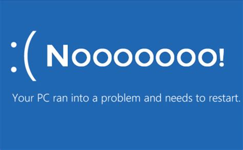 install windows 10 your pc ran into a problem windows 10 blue screen of death loop possible fix