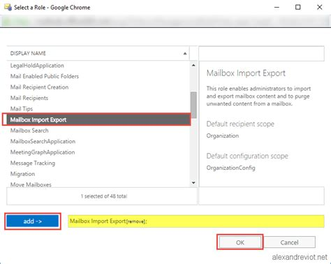 Office 365 Portal Export Pst Office 365 Import Export Alexandre Viot