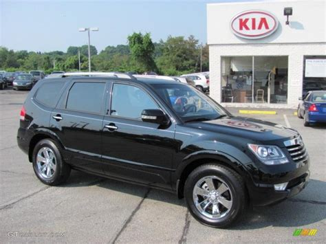Kia Borrego V8 2009 Black Kia Borrego Ex V8 4x4 32682790 Photo 4