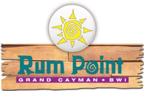 rum paint rum point club dining diving sailing