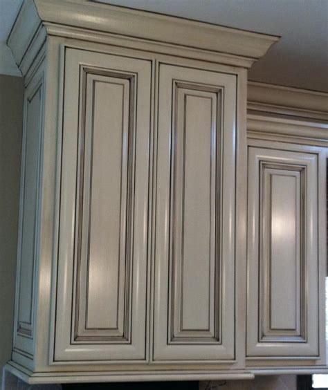 glaze on kitchen cabinets cabinet glazing