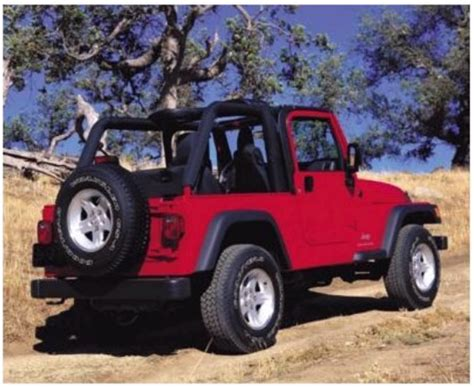 2005 Jeep Wrangler X Specs 2005 Jeep Wrangler Sport Rhd 2dr 4 215 4 Jeep Specs