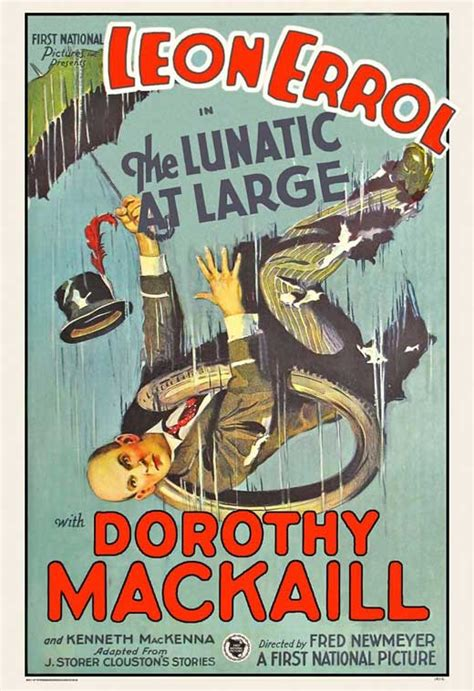 The Lunatic At Large the lunatic at large posters from poster shop