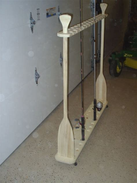 How To Build A Rod Rack by Looking For Woodworking Projects Fishing Rod Holder Wood Protpret