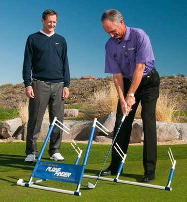 how to build a swing plane trainer hank haney planefinder golf swing trainer best price