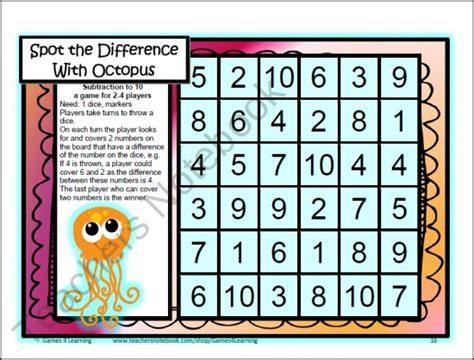printable math board games for first grade math games for grade 8 printable halloween math fourth