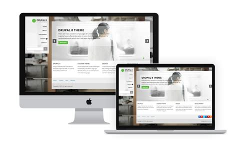Drupal 8 Custom Theme Drupal Org Drupal Custom Theme Template