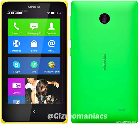 nokia android phones x series nokia x android smartphone listed online