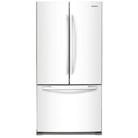 Samsung Door Refrigerator Counter Depth by Shop Samsung 17 51 Cu Ft Counter Depth Door