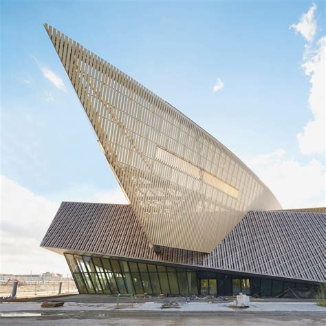 French European House Plans daniel libeskind s mons convention center opens in belgium