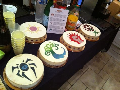 Cake Decorating Guild by Magic The Gathering Cakes Birthday Ideas