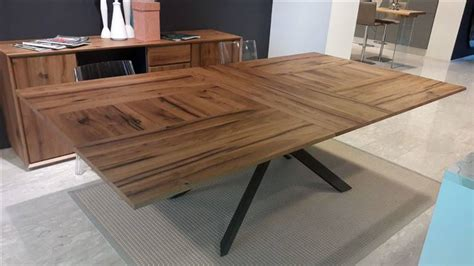 tavolo ozzio tavolo 4x4 ozzio design