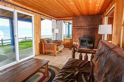 Cape Flattery Cabins by The Views Never Get From Our Cozy Bluff Cabins