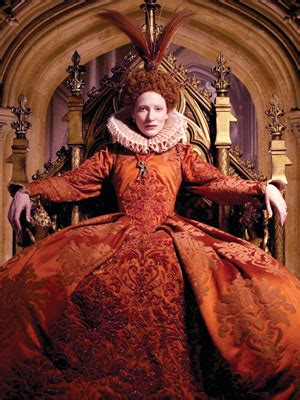 film review queen elizabeth elizabeth the golden age three cheers for darkened years