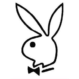 playboy bunny logo polyvore