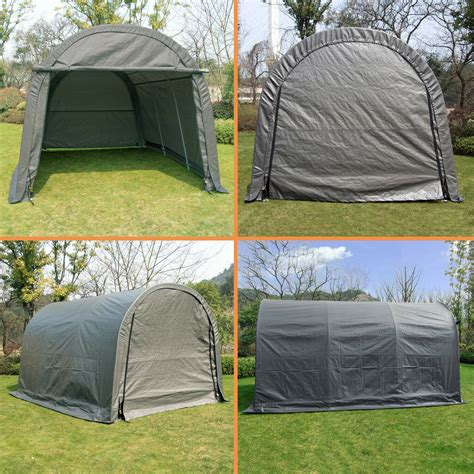 walsport  ft canopy carport tent car shed shelter