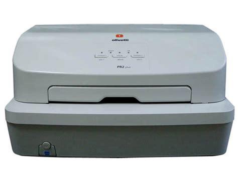 Print Olivetti Pr2 Plus Usedsecond olivetti pr2 plus passbook printer in new delhi delhi barcode bazar