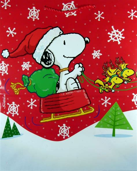 christmas  words snoopy santa peanuts gangsnoopy woodstock woodstocks pal