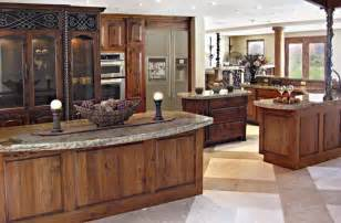 Wood Cabinets Kitchen Wood Kitchen Design Ideas