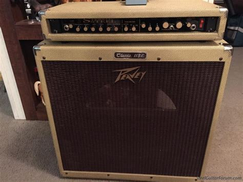 Peavey Classic 115e Cabinet by The Steel Guitar Forum View Topic Tweed Peavey