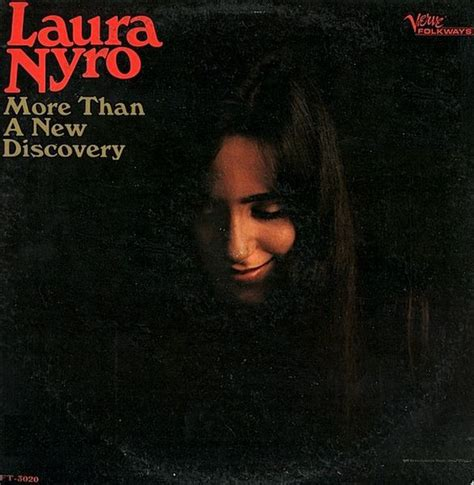 A More News by Nyro More Than A New Discovery At Discogs