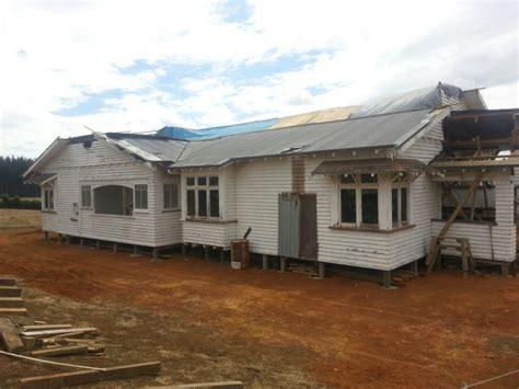 buckville house relocation renovation nz renovation